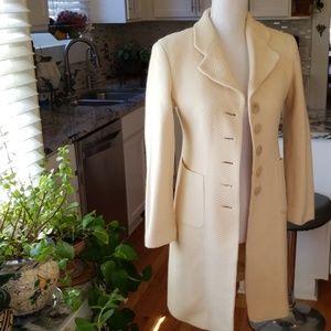 Banana Republic wool blend coat